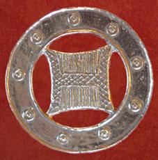 Saint Blaise Comb in Circle