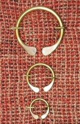 Ring Brooch #1 Pair (Small)