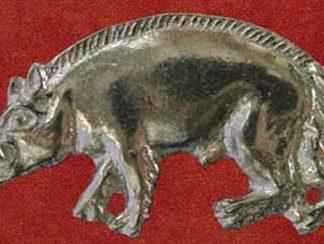 Livery badge; King Richards boar