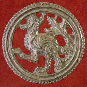 Dragon badge