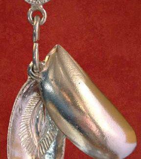Bi-Valve mussel shell