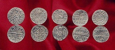 Alfred the Great coin set