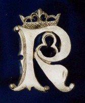 Letter 'R'
