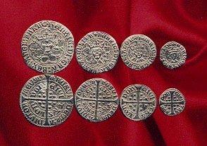 Henry VI coin set
