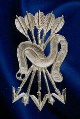 Livery Badge, Arrow