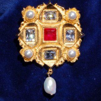 Richard III Hat Jewel