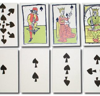 15th C Playing Cards