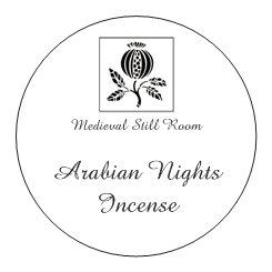 Arabian Nights blend Incense