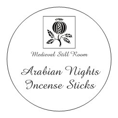 Arabian Nights Hand Rolled Incense sticks