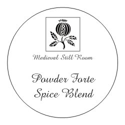 Powder forte Spice Blend