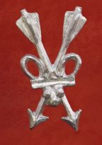 Charles the Bold's Archer Bodyguard's Badge