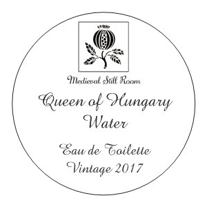 Queen of Hungary Water Eau de Toilette, Vintage 2017