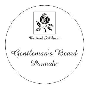 Renaissance Gentleman's Beard Pomade